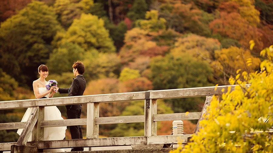 Yiu Amp Ben Pre Wedding In Love With Maples ĺ�都紅葉 187 Wedding